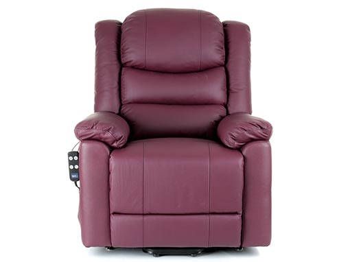 Toronto Leather Riser Recliner