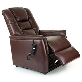 Dakota SIngle Motor Riser Recliner Chair