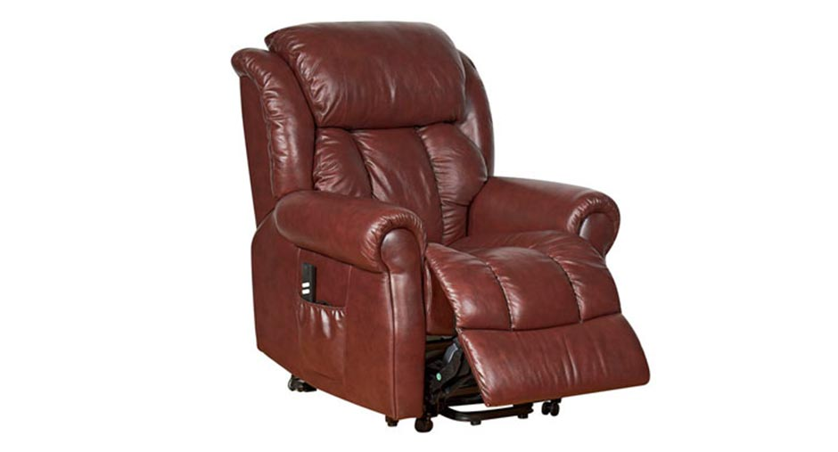 Lynton Leather Riser Recliner