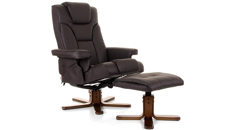 Boden Swivel Recliner